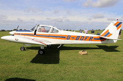 G-BDFR (GH@BHD) Tags: gbdfr fuji fa200 aerosubaru laa laarally laarally2019 sywellairfield sywell aircraft aviation