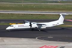 D-ABQI De Havilland Canada DHC-8-402Q Eurowings (FokkerAMS) Tags: dehavillandcanadadash8 eurowings dabqi lgwluftfahrtgesellschaftwalter