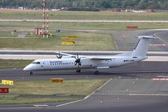 D-ABQM De Havilland Canada DHC-8-402Q Eurowings (FokkerAMS) Tags: dehavillandcanadadash8 eurowings dabqm lgwluftfahrtgesellschaftwalter