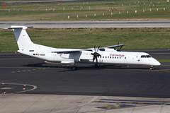 D-ABQN De Havilland Canada DHC-8-402Q Eurowings (FokkerAMS) Tags: dehavillandcanadadash8 eurowings dabqn lgwluftfahrtgesellschaftwalter