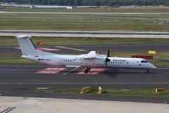 D-ABQQ De Havilland Canada DHC-8-402Q Eurowings (FokkerAMS) Tags: dehavillandcanadadash8 eurowings dabqq lgwluftfahrtgesellschaftwalter