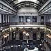 Scranton Pennsylvania  - The Radisson Lackawanna Station Hotel - Lobby - Former Railroad Station