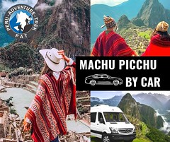 Machu picchu By Car‼️🚙 Peru adventure trek offers you a different way to travel to Machu Picchu by Car, it is an alternative route to get to Machu Picchu. We have quality service, accessible prices, safe and without delays.😍 Ch (Peru adventure trek) Tags: pat machupicchubycar machupicchu cuscoperu traveler peruadventuretrek ollantaytambo