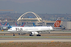 Fiji AIrways A330-243 (DQ-FJT) - LAX (jebzphoto) Tags: airlines airline airliner airliners airplane airplanes aviation aircraft plane planes planespotting flight los angeles international airport airports klax lax commercial fiji airways airbus a330