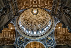 Saint Peter's Basilica (sbmeaper1) Tags: sony a7r2 saint peters basilica church catholic rome