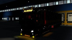 Night Show! (wilmar_1128) Tags: ets2 mercedes benz new actros go style