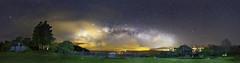 Panorama bélouve (Francis Nicolle) Tags: reunionisland iledelaréunion island milkyway ciel nikond500 nikon night nightphotography poselongue paysage astrophotography astro nature bélouve photography clouds cielnocturne panorama étoiles voielactée