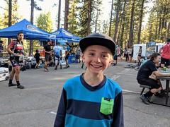 Rose to Toads (benjaminfish) Tags: tahoe summer august september 2019 mountain bike rose toads rim trail kid ride