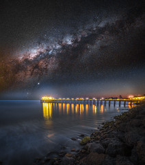 Malibu Pier Milky Way Surfriders Beach Fine Art Astro Landscape Nature Photography! Fujifilm GFX 100 MP Medium Format Mirrorless Camera! Elliot McGucken Fuji GFX100 Cape Royal! Fujifilm Fujinon GF 23mm F/4 R Lm Wr Lens for GFX MF Astrolandscape! (45SURF Hero's Odyssey Mythology Landscapes & Godde) Tags: malibu pier milky way surfriders beach fine art astro landscape nature photography fujifilm gfx 100 mp medium format mirrorless camera elliot mcgucken fuji gfx100 cape royal fujinon gf 23mm f4 r lm wr lens for mf astrolandscape astrometrydotnet:id=nova3608991 astrometrydotnet:status=failed