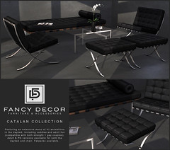 Catalan Collection (fancydecorsl) Tags: sl second life anthem fancy decor