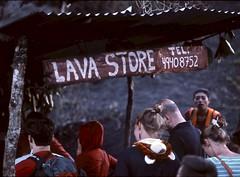 Get Them While They Are Hot (vincenzooli) Tags: guatemala pacaya f6 nikon provia fujifilm film semanasanta easter