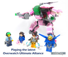 Playing the latest Overwatch Ultimate Alliance (WhiteFang (Eurobricks)) Tags: lego collectable minifigures series city town space castle medieval ancient god myth minifig distribution ninja history cmfs sports hobby medical animal pet occupation costume pirates maiden batman licensed dance disco service food hospital child children knights battle farm hero paris sparta historic brick kingdom party birthday fantasy dragon fabuland circus