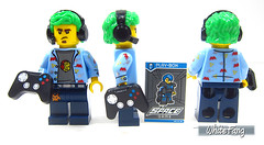 All rounded view (front, side & back view) (WhiteFang (Eurobricks)) Tags: lego collectable minifigures series city town space castle medieval ancient god myth minifig distribution ninja history cmfs sports hobby medical animal pet occupation costume pirates maiden batman licensed dance disco service food hospital child children knights battle farm hero paris sparta historic brick kingdom party birthday fantasy dragon fabuland circus