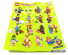 Front view of The LEGO Collectable Series 19 promotional poster (WhiteFang (Eurobricks)) Tags: lego collectable minifigures series city town space castle medieval ancient god myth minifig distribution ninja history cmfs sports hobby medical animal pet occupation costume pirates maiden batman licensed dance disco service food hospital child children knights battle farm hero paris sparta historic brick kingdom party birthday fantasy dragon fabuland circus