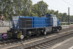 D RTBc V151 Köln Süd 26-08-2019 (peters452002) Tags: peters452002 lokomotive lokomotief locomotive köln keulen eisenbahn railways railway railroad railroads rail railwaystation rtb trains train trein treinen twop spoor spoorwegen station duitsland diesel diesellok ferrovia germany jalalspagestransportationalbum clickcamera bahn bahnhof