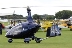 AutoGyro Europe Cavalon G-GDSO (Craig S Martin) Tags: sywell aviation aircraft airplane laa flyin
