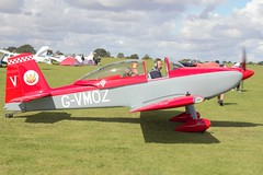 Van's RV-8 G-VMOZ (Craig S Martin) Tags: sywell aviation aircraft airplane laa flyin