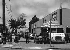 23rd Street, San Francisco CA (Postcards from San Francisco) Tags: m2 jchstreetpan400 konicauchexanon35mmf2 film analog rodinal sanfrancisco themission