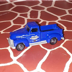 '47 Chevy AD 3100 MBX Road-Trip 16/20 sub series 2018 19/100 Matchbox 1/64 by Mattel Toys (Rodimuspower) Tags: 1superfast 2vintagetoy 3mattel 4toyphotography 5toyreview 6toyhunting 7collectible 8collector 9toycollector 10diecast 11toycollectors 1247chevyad3100 13 bluemondaymatchbox 14 roadtrip 15 scale164 16 mainline 17mbx 18 matchboxcollector 19 diecaster 20diecastdaily 21matchboxcommunity 22 matchbox 23modelcars 24vintagetoys 25diecastpics ⠀ 26scalemodels 27 modelcarsofinstagram