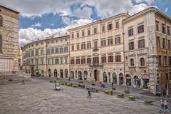Center of Perugia (WS Foto) Tags: perugia center umbria italy europe eu houses zentrum palazzi fassaden fassade häuser