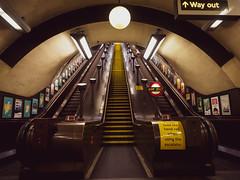 St.John's Wood Underground Station (davepickettphotographer) Tags: lt londontransport london uk england britain londontravel station underground artdeco transportlondon undergroundstation stations travel trains train stjohnswood nw8