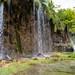 Mali Prstavac Waterfall at Gradinsko Lake in Plitvice Lakes National Park, Croatia