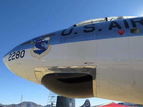 Boeing B-47E Stratojet Nuclear Bomber 53-2280