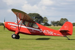 Aeronca 7AC G-ATHK (Craig S Martin) Tags: sywell aviation aircraft airplane laa flyin