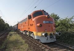 M61 019 (Csundi) Tags: railroad nohab budapest hungary