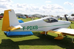 Van's RV-6A F-PDXB (Craig S Martin) Tags: sywell aviation aircraft airplane laa flyin