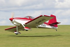 Van's RV-7 G-RVII (Craig S Martin) Tags: sywell aviation aircraft airplane laa flyin