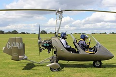 AutoGyro Europe MTO G-KMKM (Craig S Martin) Tags: sywell aviation aircraft airplane laa flyin