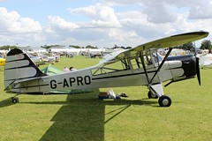 Auster 6A G-APRO (Craig S Martin) Tags: sywell aviation aircraft airplane laa flyin