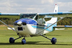 Cessna 182P G-BMMK (Craig S Martin) Tags: sywell aviation aircraft airplane laa flyin