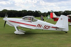 Van's RV-9 PH-SCP (Craig S Martin) Tags: sywell aviation aircraft airplane laa flyin