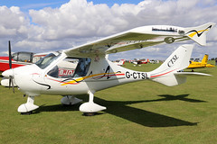 G-CTSL (GH@BHD) Tags: gctsl flightdesign ctsl flightdesignctsl laa laarally laarally2019 sywellairfield sywell microlight aircraft aviation