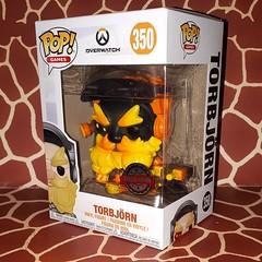 Torbjörn Molten Core Skin Special Edition no. 350 Funkopop Overwatch Sub Series by Funko (Rodimuspower) Tags: funkopop toyhunting torbjörn funkofigure funko overwatch collection bobblehead funkopops funkophotography funkoaddict funkoeurope moltencoreskin instagramtoys funkogame funkopopphtotgraphy funkomanofpower funkopower funkogram gameverse auspacken funkomania funkotoys xbox videographer mailcall popgames