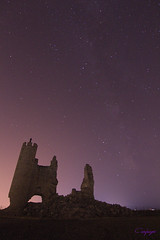 Un puñado de estrellas...244/365 (cienfuegos84) Tags: star stars via lactea ruinas castle castillo