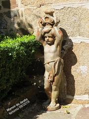 FRANCIA 20190822 010 (ferlomu) Tags: escultura estatua ferlomu francia manoirdujardin sainthilaireduharcouët