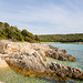 Small bay on Silba island, Croatia
