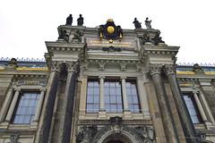 Dresden (galterrashulc) Tags: germany dresden saxony irina galitskaya galterrashulc urban house town city street architecture sculpture windows gold
