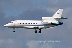 DASSAULT FALCON 900 N800DW DRW HOLDINGS LLC (shanairpic) Tags: bizjet executivejet corporatejet shannon
