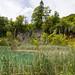 Teich im Nationalpark Plitvicer Seen, Kroatien