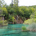 Wasserfall am See Gradinsko Jezero im Nationalpark Plitvicer Seen, Kroatien
