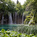 Wasserfall Galovački Buk am Galovac See im Nationalpark Plitvicer Seen, Kroatien