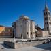 Kirche des Hl. Donat in Zadar, Kroatien