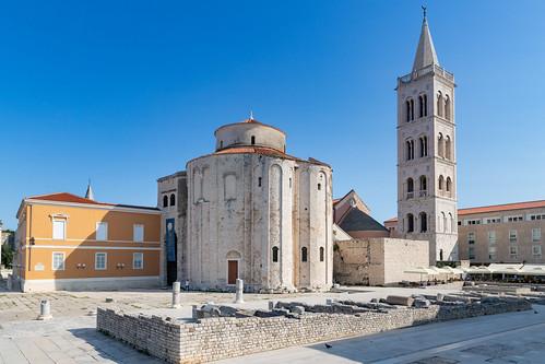 Church of St. Donatus in Zadar, Croatia