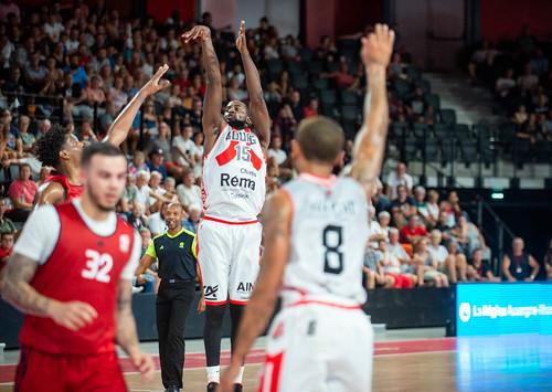 JL Bourg VS SIG Strasbourg - ©Jean-Denis Izou