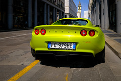 Lotus (Werner Schnell Images (2.stream)) Tags: ws lotus elise turin torino italien italy italia piemont