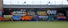Old School Graffiti Jam Rotterdam 2019 (oerendhard1) Tags: graffiti streetart urban art rotterdam oerendhard zuid helderheid oldschoolgraffitijamrotterdam2019 jam old school part3 chop beat43 daire blis bud joset tjon 2much meanr ose oze itsme fase surch eras zombie dhal sealth